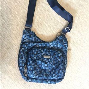 Fun print Baggalini purse